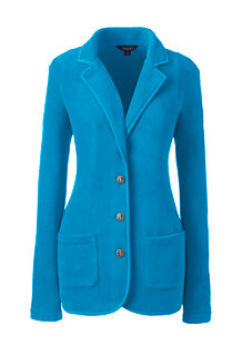 Women's Cosy Fleece Blazer