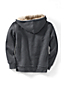 Little Boys' Cable-quilted Sherpa-lined Hoodie