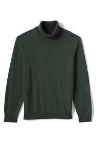 Men's Classic Fit Fine Gauge Supima Cotton Turtleneck