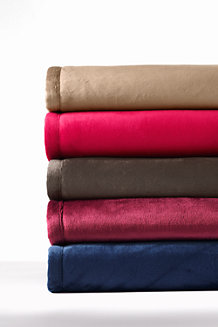 Sherpa Fleece Throw