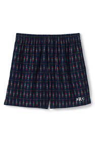 Men's Classic Fit Flannel Boxers