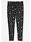 Little Girls' Shimmer Ankle length leggings