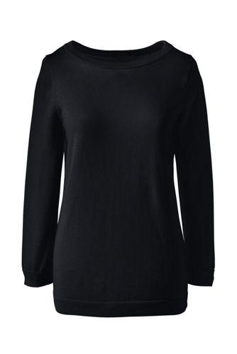 Supima Feinstrick-Pullover