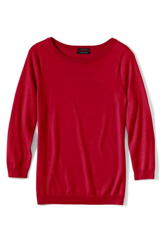 Women's Regular Supima® Crew Neck