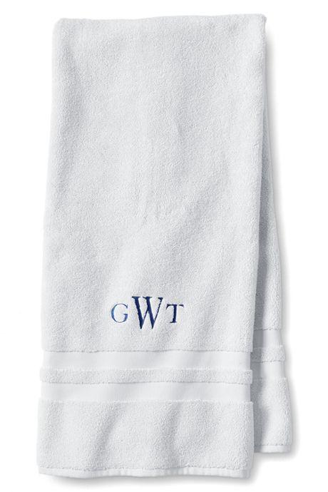 School Uniform Essential Cotton Bath Sheet
