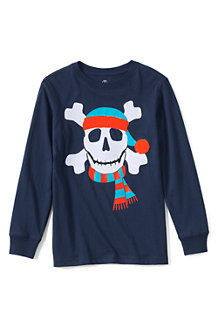 Boys' Applique Graphic Tee
