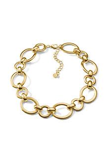 Equestrian Link Necklace