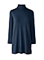 Women's Regular Cotton Modal Polo Neck Tunic