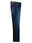 Xtra Life Straight Denim-Jeans in Petite-Größe