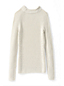 Le Pull Fine Maille Col Montant Femme, Taille Standard