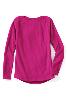Women's Everyday Fleece 100 Boatneck Jumper