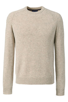 Men's Lambswool Sweater