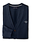 Men's Regular Fine Gauge V-neck Cardigan