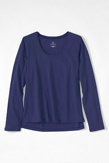 Women's Cotton/Modal Jersey Sleep Top