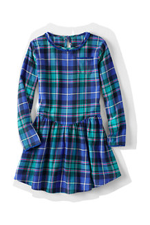 Girls' Flannel Legging Top