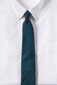Men's Holly Silk Tie