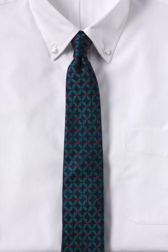 Men's Regular Holly Silk Tie