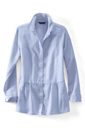La Tunique Ample en Coton Femme, Taille Standard