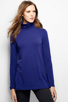 Women's Roll Neck Tunic