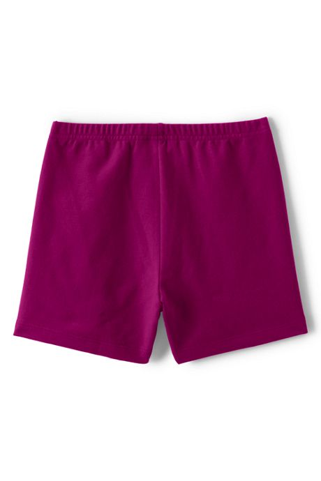 Girls Knit Cartwheel Shorts