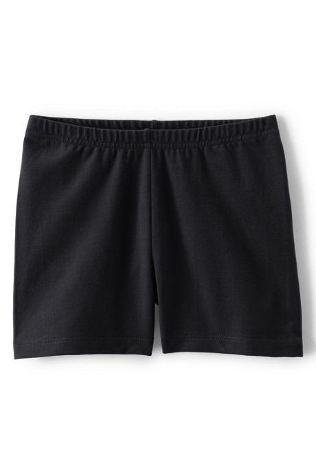 School Uniform Girls Knit Cartwheel Shorts