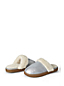 Women's Regular Metallic Mule Slippers