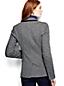 Luxe Twill-Jerseyblazer für Damen