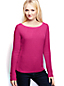 Women's Regular Lofty Boat Neck Jumper