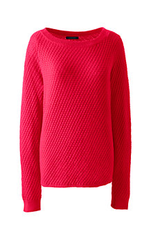 Women's Lofty Boat Neck Jumper