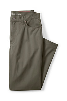 Men's Five-pocket Twill Trousers