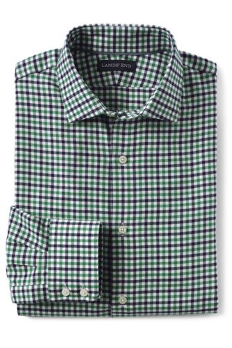 Men's Regular Spread Collar Town & Country Shirt