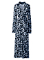 Women's Regular Cotton Sleep-T™ Patterned Dressing Gown