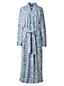 La Robe de Chambre Sleep-T™ à Motifs en Coton Femme, Taille Standard