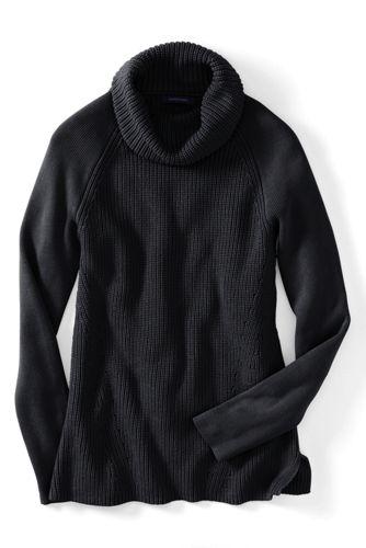 Le Pull Col Roulé, Femme Taille Standard