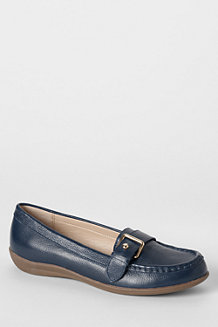 Women's Casual Leather Loafers