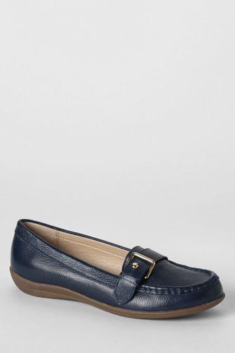 Les Chaussures Confort en Cuir Femme, Taille Standard