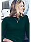 Women's Regular Boatneck Cashmere Tunic