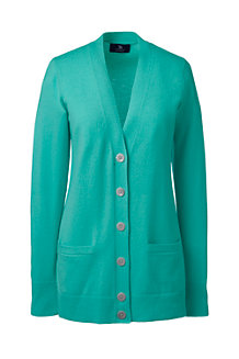 Women's Classic Cashmere V-neck Cardigan