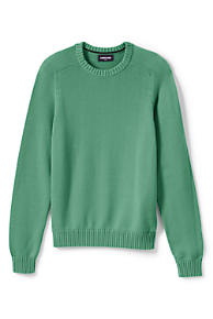 Men's Cotton Sweaters | Lands' End