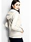 Le Sweat à Capuche Doublé de Polaire Peluchée, Femme Taille Standard