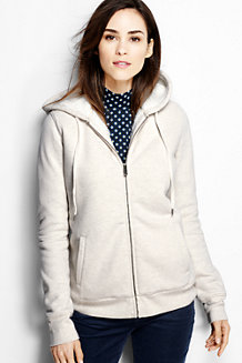 Women's Fleece Zip Hoodie