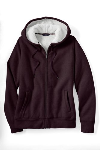 Women's Regular Fleece Zip Hoodie