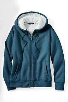 Women's Fleece Zip Hoodie