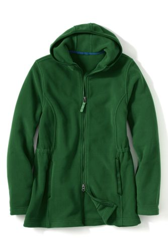 Polartec 200 Fleece-Parka