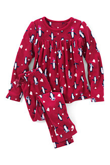 Girls' Fleece Pyjama Set