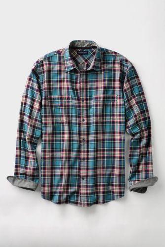 Men's Regular Forewind Twill Shirt