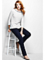 Women's Regular Embellished 3-Quarter Raglan Sleeve Top