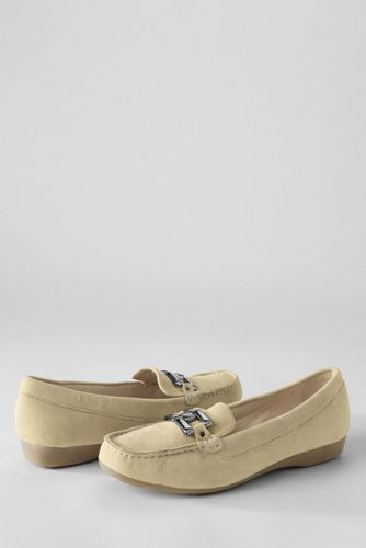 Women's Lotus Alicia Suede Loafers