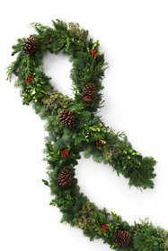 12 Ft. Traditional Christmas Garland