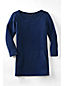 Women's Regular Fleece 3-Quarter Sleeve Tunic